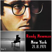 Randy Newman - Randy Newman New York 21.8.1971, Vol 1