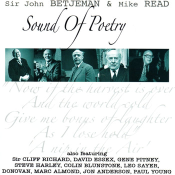 Cliff Richard, Marc Almond, Don McLean, Paul Young, Jon Anderson, Richard Sharpe, Colin Blunstone, G - Sound Of Poetry