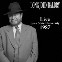 Long John Baldry - Live Iowa State University 1987