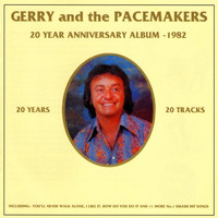 Gerry & The Pacemakers - 20 Year Anniversary Album - 1982