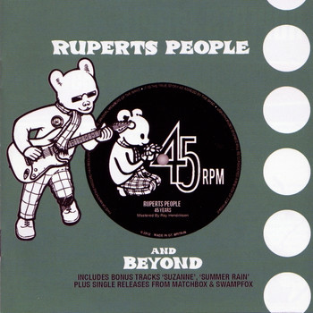Rupert's People - 45 RPM - 45 Years Of Rupert's People Music