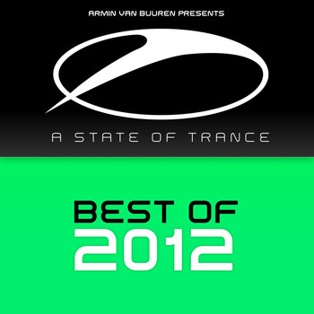 Various Artists - Armin van Buuren presents A State Of Trance - Best Of 2012