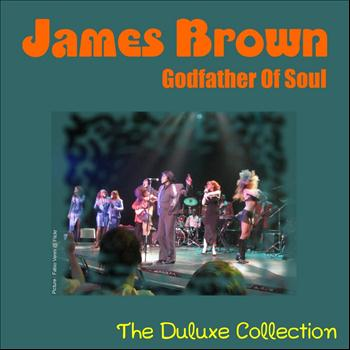 James Brown - James Brown - Godfather of Soul - The Duluxe Collection