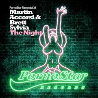 Martin Accorsi & Brett Sylvia - The Night