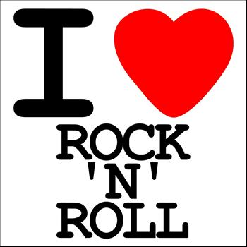 Various Artists - I Love Rock ´n´ Roll (100 Rockabilly & Rock ´n´ Roll Classics)