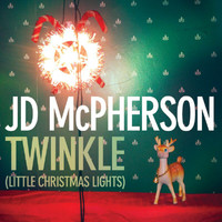 JD McPherson - Twinkle (Little Christmas Lights)