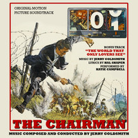 Jerry Goldsmith - The Chairman - Original Motion Picture Soundtrack
