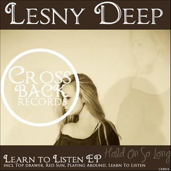 Lesny Deep - Learn To Listen EP