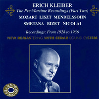 Erich Kleiber - The Pre-Wartime Recordings (Pt. 2)