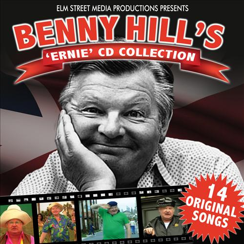 Benny Hill MP3 Track Ernie