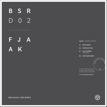 Fjaak - Introduction EP