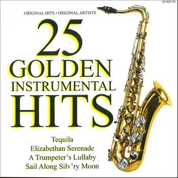 Various Artists - 25 Golden Instrumental Hits