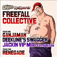 Freefall Collective - Ganjaman / Renegade