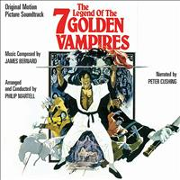 James Bernard - The Legend Of The 7 Golden Vampires: Original Motion Picture Soundtrack