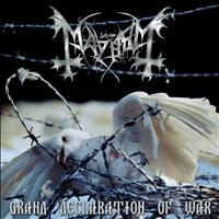 Mayhem - Grand Declaration of War (Explicit)