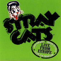 Stray Cats - Live In Europe - Hamburg 7/16/04