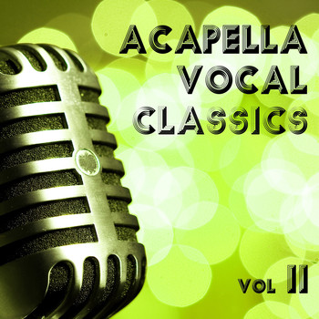 Acapella vocal classics vol 2 2 various artists for Classic house vocals acapella