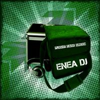 Enea Dj - Flight Case Green