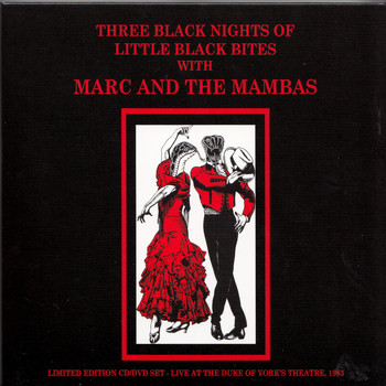 Marc And The Mambas - Three Black Nights of Little Black Bites