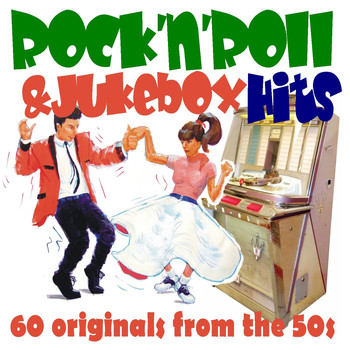 Various Artists - Rock'n'roll & Jukebox Hits - 60 Originals from the 50s