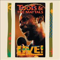 Toots & The Maytals - Live! (Live In New Orleans / 1991)