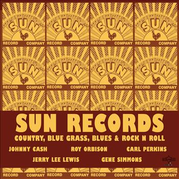 Various Artists - Sun Records - Country, Blues, Blue Grass & Rock n Roll, Johnny Cash, Roy Orbison, Carl Perkins, Jerry Lee Lewis, Gene Simmons & More