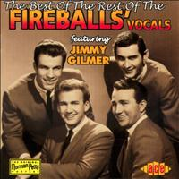 The Fireballs - The Best Of The Rest Of The Fireballs' Vocals