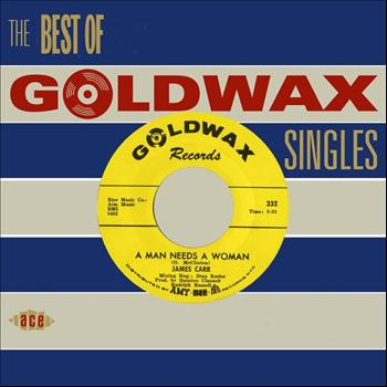 Various Artists - The Best Of Goldwax Singles