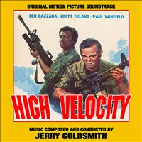 Jerry Goldsmith - High Velocity - Original Soundtrack Recording