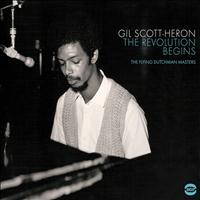 Gil Scott-Heron - The Revolution Begins: The Flying Dutchman Masters