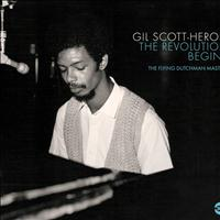 Gil Scott-Heron - The Revolution Begins: The Flying Dutchman Masters (Sampler)