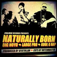 Kool G Rap - Naturally Born (Explicit)