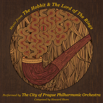 The City of Prague Philharmonic Orchestra - Music from the Hobbit and the Lord of the Rings
