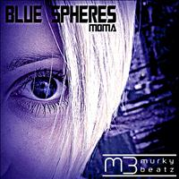 MoMa - Blue Spheres