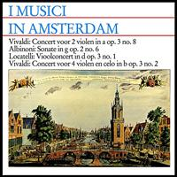 Academy of St. Martin-in-the-Fields - I Musici In Amsterdam