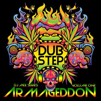 Various Artists - Dubstep Armageddon Vol. 1 (Best of Top Electronic Dance Hits, Dub, Brostep, Electrostep, Psystep, Ch