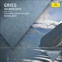 Gothenburg Symphony Orchestra - Grieg: Holberg Suite; Lyric Suite