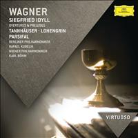 Berliner Philharmoniker - Wagner: Siegfried Idyll; Overtures & Preludes