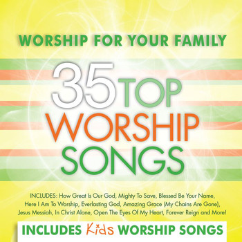 Various Artists - Worship For Your Family (Yellow)