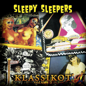 Sleepy Sleepers - Klassikot Volume 2