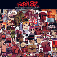 Gorillaz - The Singles Collection 2001-2011 (Explicit)