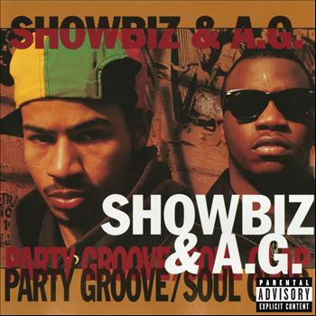Showbiz & A.G. - Showbiz & A.G. (Explicit)