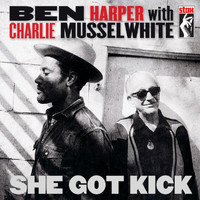 Ben Harper - She Got Kick (International)