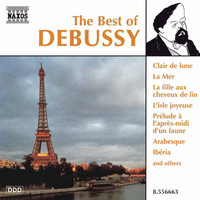 Various Artists - Debussy : The Best Of Debussy