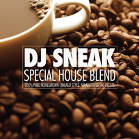 DJ Sneak - Special House Blend (Continuous DJ Mix)