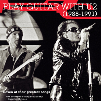 Play Guitar with…U2 (1988-1991)     | The Backing Tracks
