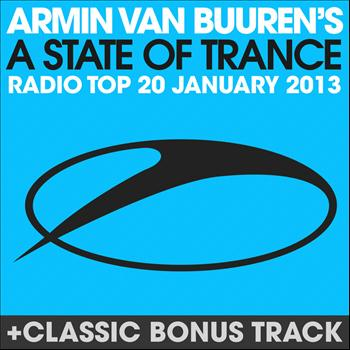Armin van Buuren - A State Of Trance Radio Top 20 - January 2013