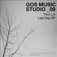Mad_Us - Last Day - EP