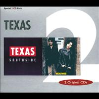 Texas - Southside / Mother's Heaven / Rick's Road (3 Original CD's)