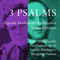 Uppsala Academic Chamber Choir - Mendelssohn & Mantyjarvi: 3 Psalms